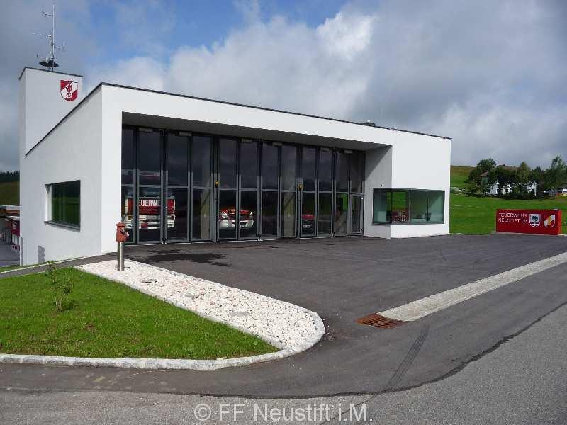 Feuerwehrhaus FF Neustift i.M.