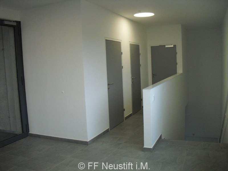 Gang WC - Dusche